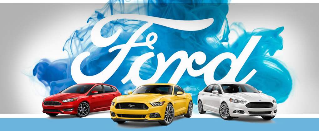 Visit Our Dealerships To Find Your Ford: